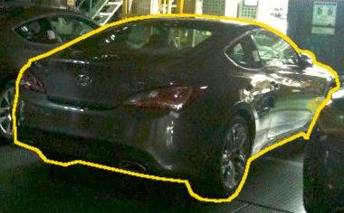 Elöl radikális, hátul minimális változások lesznek a Genesis Coupe-n