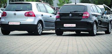 Tagadhatatlanul jobban néz ki a sportos 1-es BMW, a Golf viszont a praktikumával szerez jó pontokat