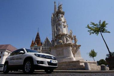 Szeptember elsejétől kapható a megújult orral rendelkező Tiguan Magyarországon