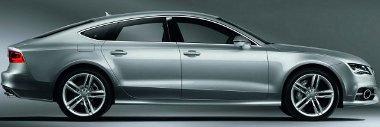 Az S7 nem olyan fürge, mint az S6, de az S6 Avant-ra egy tizedet ráver a 100-ra gyorsulásban