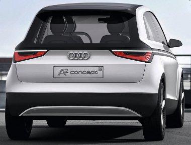 Kicsi, de igényes: megkapja az egészben felnyíló hátfalat az Audi elektromos autója