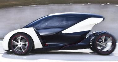 120 km/óra az elektrmoos városi autó végsebessége