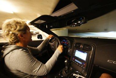 Hajnalban a legjobb Corvette kabriózni – még nem tűz a nap, az utak néptelenek