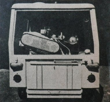 A FOKI-1601 erőforrása egy 750-D típusú, 29 lóerős Zastava-motor.  Meghajtást az eredeti tengelykapcsoló, sebességváltó és differenciál megtartásával, láncáttétel útján biztosították. A seprőberendezéseket pedig egy külön kuplunggal és kapcsolóval ellátot