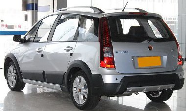 A legelső Scénic az LV alapja, amely még a második Scénic-re és a Mitsubishi Grandisra is hasonlít