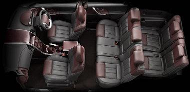 Öt- és hétüléses utastérrel is megvásárolható a XUV500