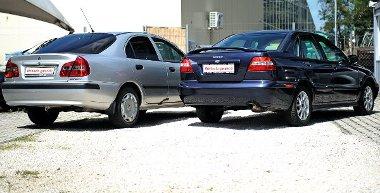 Praktikus a Carisma ablaktörlője, a Volvo spoilere tolatásnál zavaró