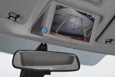 Növeli a tolatás biztonságát a segédvonalas kamerakép