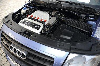 A legerősebb TT-motor: 3.2 V6