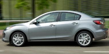 Áramvonalasabb lett a Mazda3 a modellfrissítés során