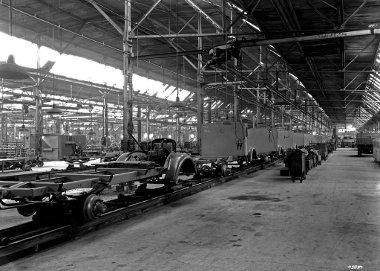 Sokáig tartott a gyátás beindítása, mert az egész üzemet modernizálni kellett az Opel teherautó érkezése miatt