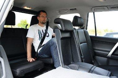 Motorosan állítható +2 ülés