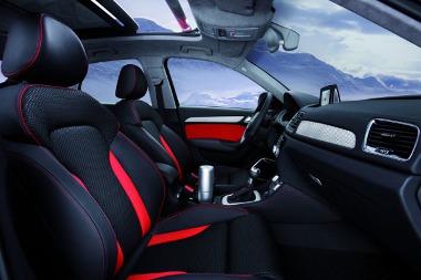 Egy észak-amerikai síparadicsomról kapta a nevét az Audi Q3 heves jegese