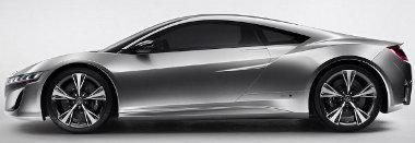 Még legalább három évet kell várni az új NSX-re. Ránézésre megéri