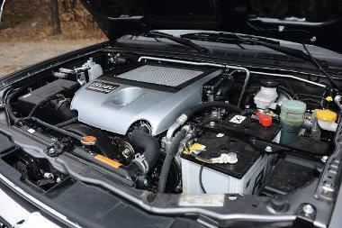 A nagyobb motor több üzemanyagot kér, viszont öntudatosabban viselkedik