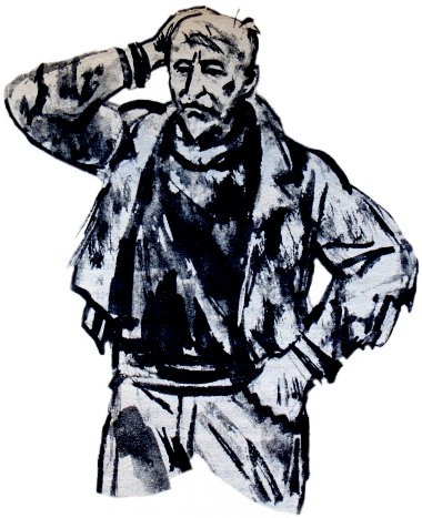 Gönczi Béla rajza
