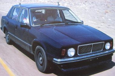 Lanciának álcázva tesztelték a prototípusokat az Egyesült Államokban, még 1979-ben