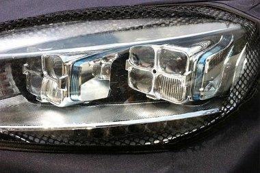 Teljesen LED-es fényszóró is lesz a Kia csúcsmodell opciós listáján