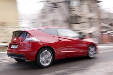 Kiindulási alapnak jó a CR-Z, de lehetne belőle egy erősebb megy hibrid nélküli változat is