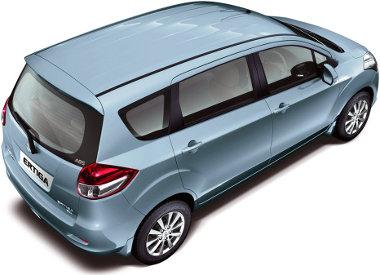 A Suzuki Ertiga tágas és praktikus, de a Suzuki képviselői még nem erősítették meg, hogy ez lesz a következő
