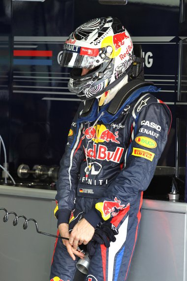 Vettel-nek rosszul indul az év