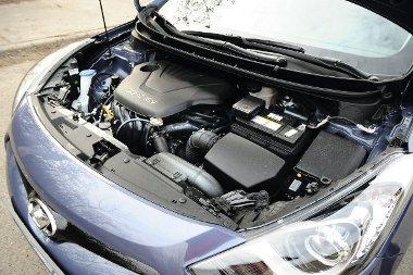 Ugyan nem a legmodernebb, de nagyon halk az 1,6-os benzines