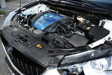 Szívó benzinmotoroknál a 14:1 sűrítési viszony az eddigi legmagasabb