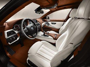 Luxuskörnyezet várja a vezetőt