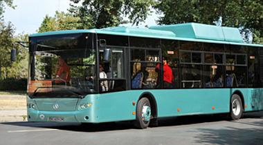 Az új buszok színéről még nem döntöttek