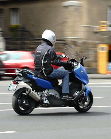 Robogó létére élvezetes a C 600 Sport, de rendesen megkérik az árát