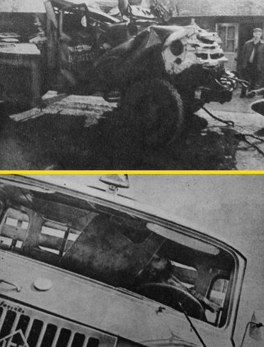 A két teherautó, amely megjárta a Duna fenekét. A Petőfi-hídról lezuhant gépben, sajnos, ember is maradt…