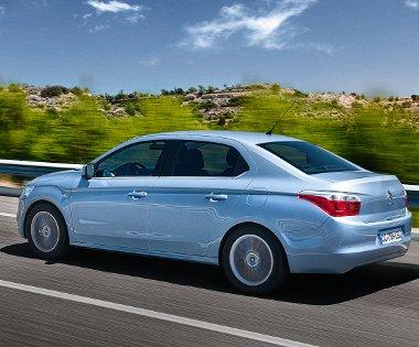 """""""Kátyúbarát"""" felfüggesztések dukálnak a Citroën kis limuzinjához"""