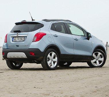 Nem rossz az ára, és jó az időzítése is az új Opel SUV-nek