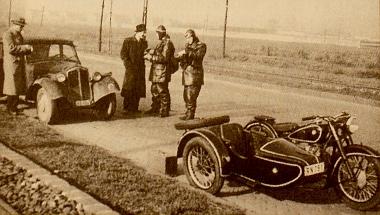 Ötvenes évek, BMW R 51
