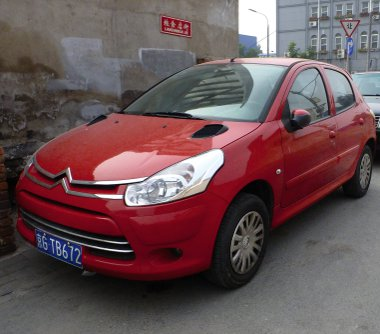 2006 óta Citroën C2 néven gyártják a Peugeot 206-ost…