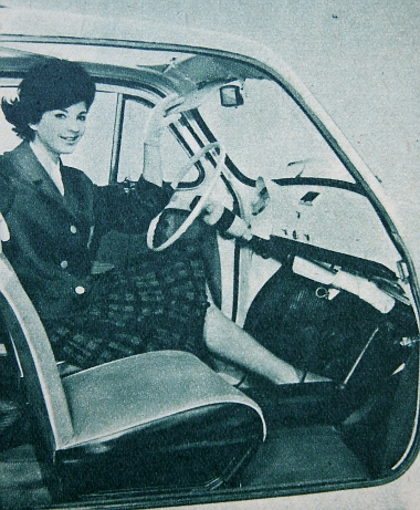 Ha a Puch kocsik karosszériális megoldásait mutatjuk be, akár a Fiat testvérmodellek képeit is felhasználhatjuk. A licencia ezen a téren nemigen mutat eltérést