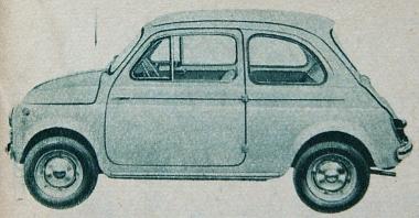 A 650-T modell formailag tulajdonképpen csak a tetőszerkezet és a hátsó ablakkiképzést illetően tér el a Fiat-500 karosszériájától. Ez a különleges tetőkiképzés nem csupán divatos irányzat, hanem aerodinamikailag indokolt megoldás