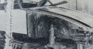 A húzó-, nyomópad egy része a Celette cég gyártmánya, a többi berendezést saját kezűleg készítették