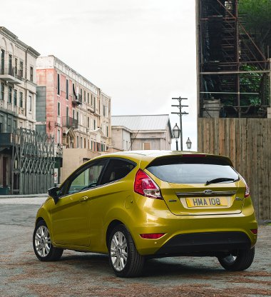 Három új színben, s akár 17 colos felnikkel is rendelhető az új Fiesta
