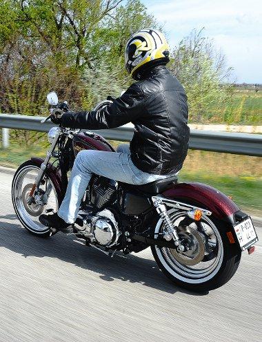 A rugózási komforttal nem fog híveket szerezni az új Harley