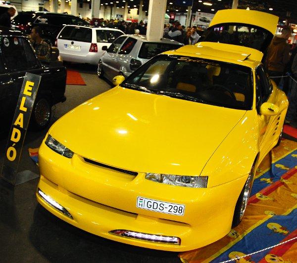 Tavaly mutattuk be ezt az Opelt, de már úgy tűnik, eladósorba került