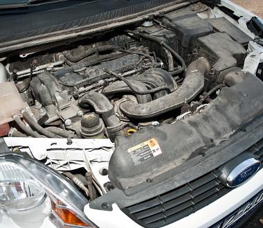 Remek választás a Focus kombihoz az 1,6-os benzines, ereje és fogyasztása is korrekt