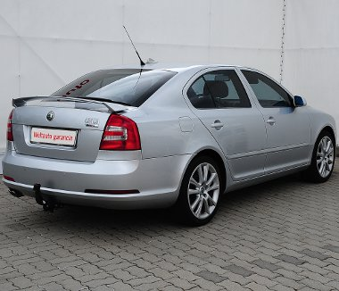 Keresett típus az Octavia RS, melyhez már 2,2 milliótól hozzá lehet jutni