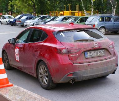 Ezt az autót nem is mossák