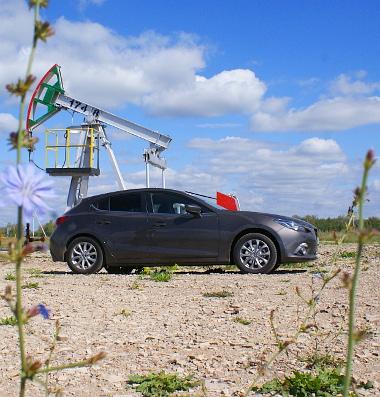 Újabban 6,7 átlaggal pusztítja a kőolaj-származékokat az autó