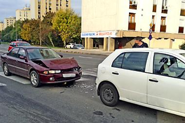 Komolyabb sérülés nem történt (olvasónk fotói)