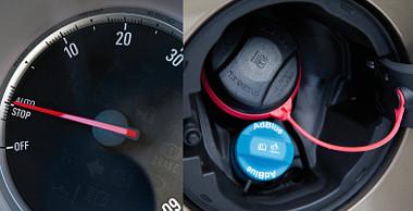 Ha a motort leállította a start-stop automatika, akkor is kap hűtést a turbó. Az AdBlue-adalékos katalizátor miatt az 1.6 CDTI teljesíti az Euro-6-os normát
