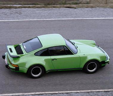 1974-ben debütált az első Turbo modell
