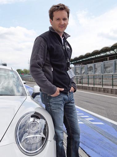 Varga Péter, a 991-es designere