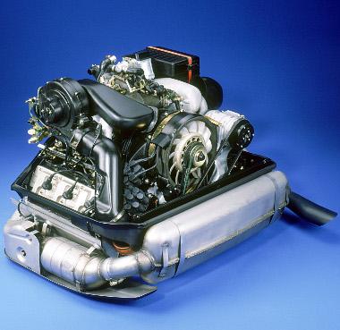 Az 50 év alatt végig hű volt a Porsche a boxermotorokhoz – ez a jövőben sem fog változni